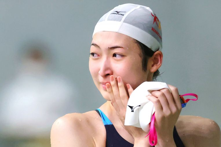 Swimming: Japan swim queen Ikee returns to racing