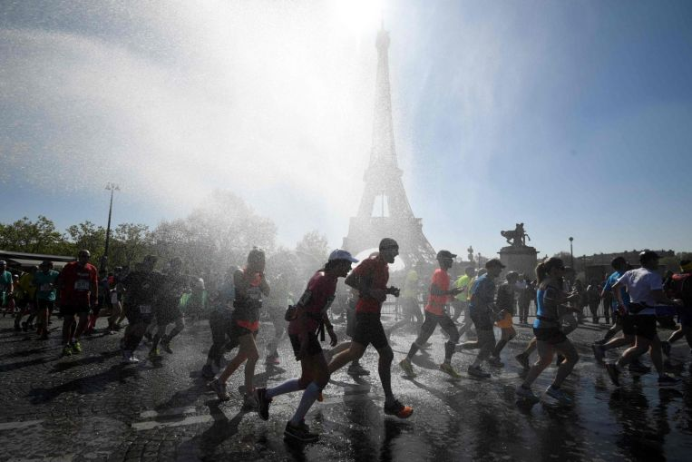 Athletics: Paris Marathon is latest big race called off as Covid-19 cases pick up in France