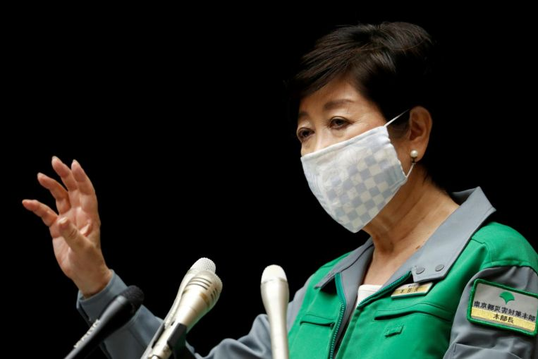 Olympics: Tokyo Governor Yuriko Koike says coronavirus situation improving, 2021 Games on track