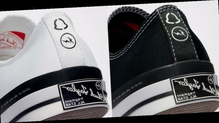 Official Look at the 7 MONCLER x fragment design x Converse Chuck 70 Ox