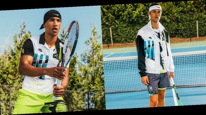 Nike Unveils Its 90s-Inspired Challenge Court Collection