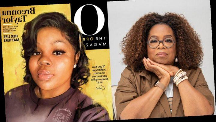 Oprah Winfrey Put Up 26 Billboards Honoring Breonna Taylor in Louisville