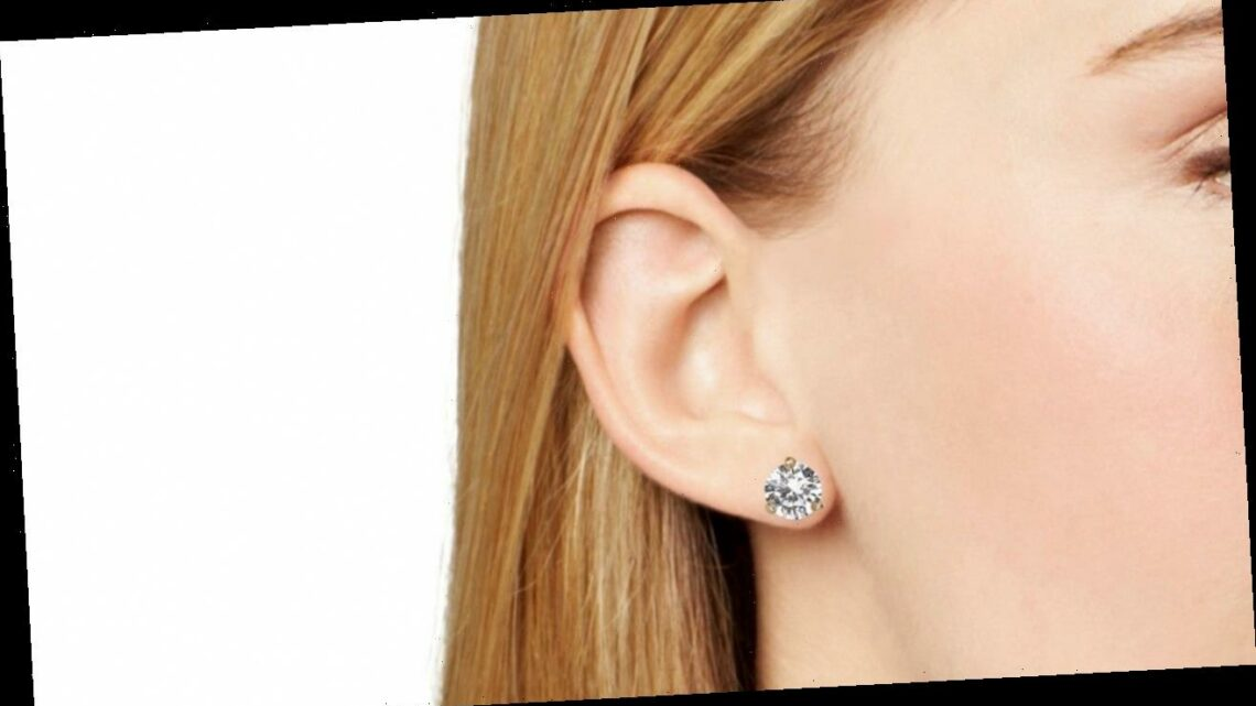 Kate Spade Deal of the Day: The Perfect Everyday Studs for Only $10