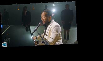 John Legend Performs Powerful 'Never Break' During DNC Night 2