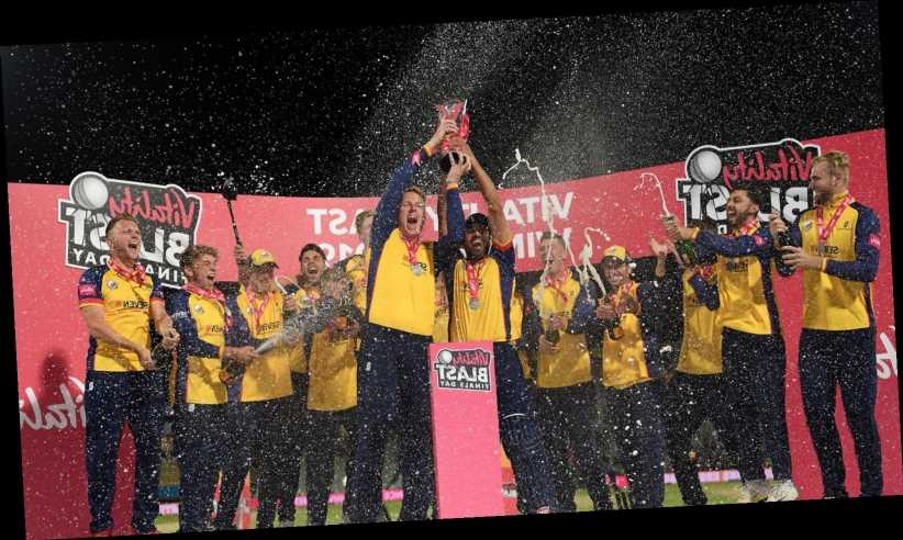 Vitality Blast T20 competition returns to Sky Sports this summer!