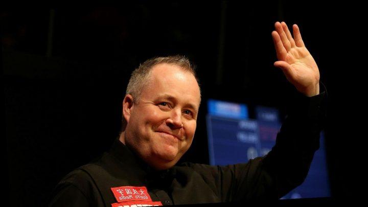John Higgins makes maximum 147 break at World Snooker Championship