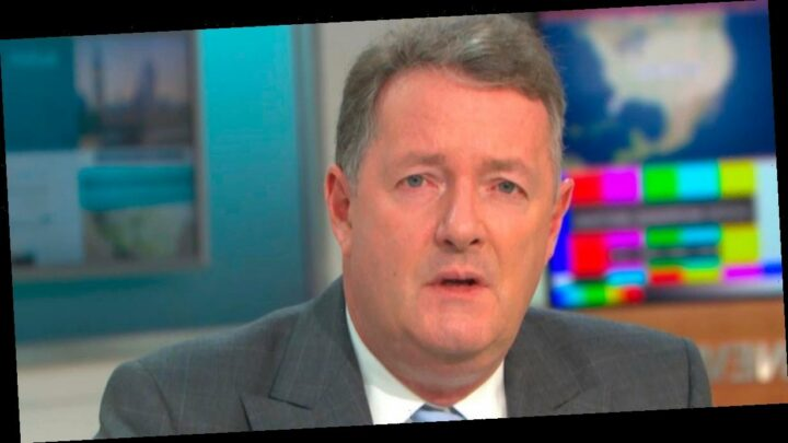 Piers Morgan and Nadia Sawalha in fiery clash as he slams 'deluded' Denise Welch