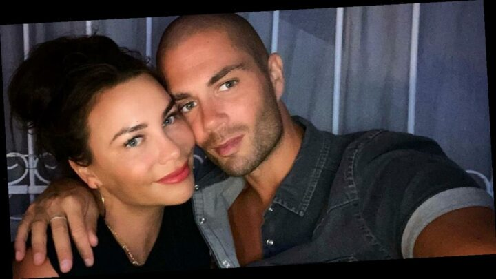 Max George in emotional goodbye to girlfriend as they separate ahead of Strictly