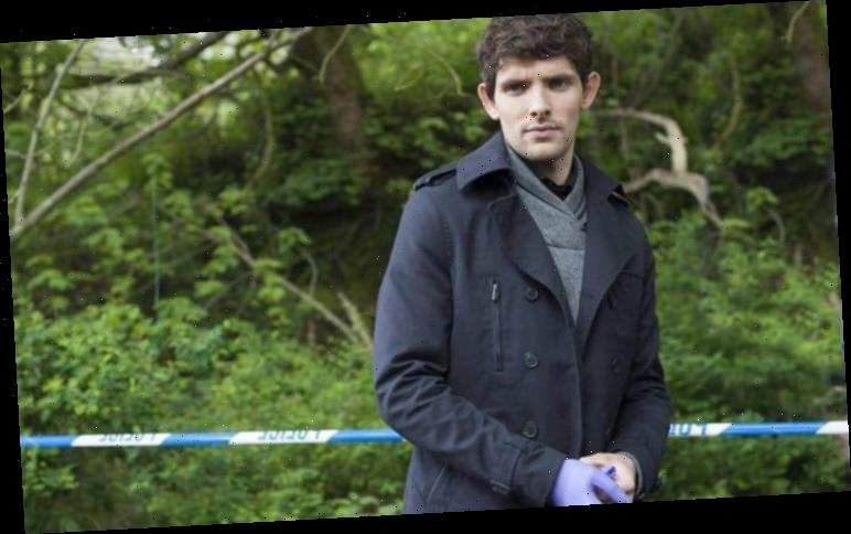The Fall: Why did Colin Morgan want the role of Tom Anderson?
