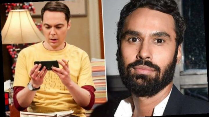 Big Bang Theory's Kunal Nayyar reaches out to Jim Parsons as he announces new project