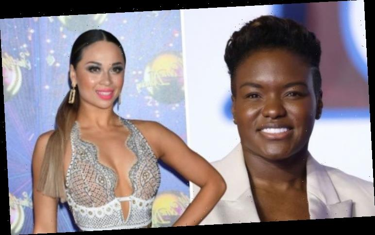 Katya Jones: Will Katya Jones partner with Nicola Adams on Strictly Come Dancing?