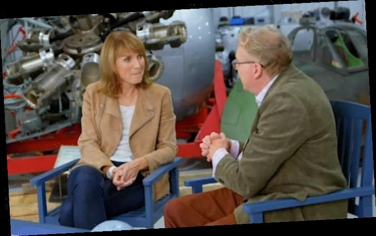 Antiques Roadshow expert chokes up recalling family's Blitz ordeal 'I'm so proud'