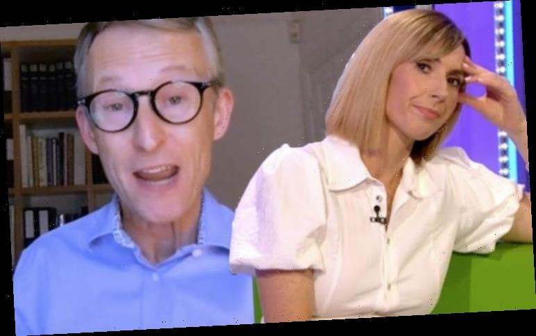 The One Show viewers distracted as they spot BBC blunder 'Sort it out!'