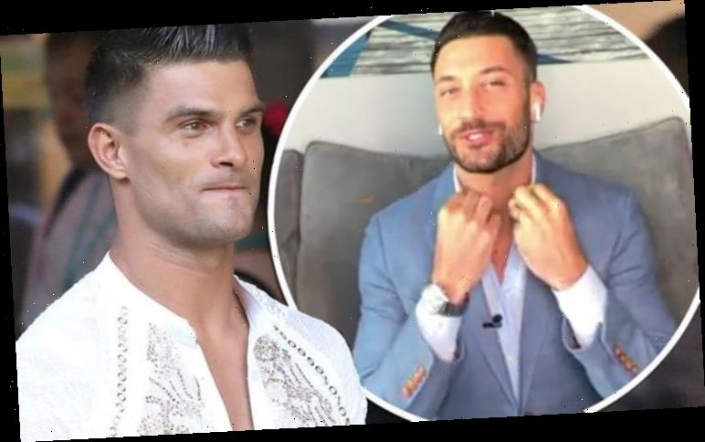 Aljaz Skorjanec laments over Giovanni Pernice always getting the 'good' Strictly roles