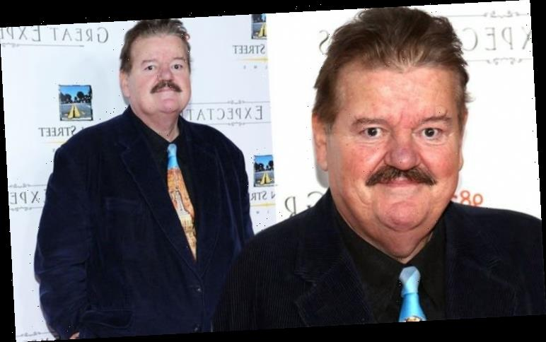 Robbie Coltrane: Harry Potter star talks fighting pain 24 hours a day in health admission