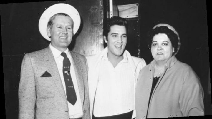 Elvis movie: Vernon and Gladys Presley RECAST after stars forced to drop out due to delay