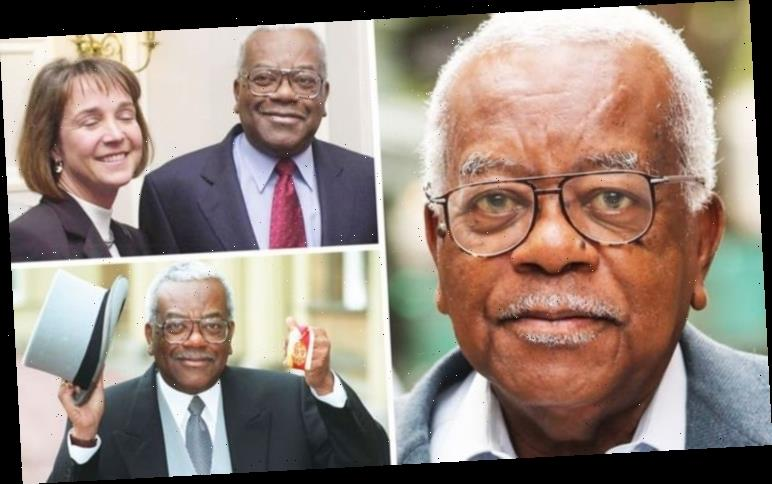 Sir Trevor McDonald's 'exasperation' over work exposed amid 'wife split'