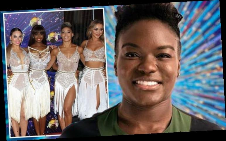 Strictly Come Dancing: Nicola Adams' pro partner 'unveiled' after new hint dropped