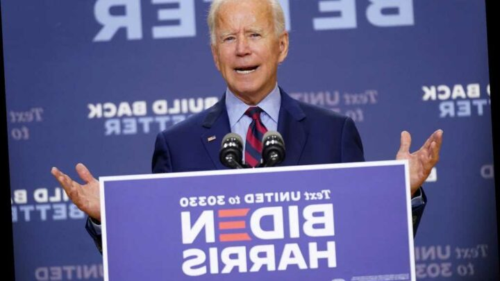 Joe Biden says Russia, not China, is top threat to election