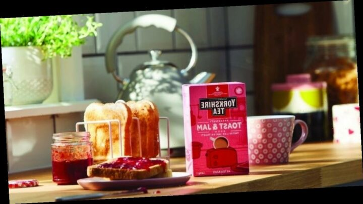 Yorkshire Tea launches new brew that tastes like toast and jam