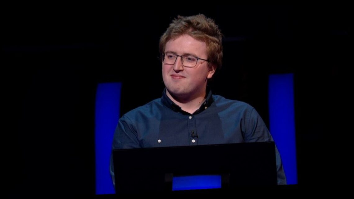 Who Wants to be a Millionaire awards youngest ever winner, 19, £1million prize
