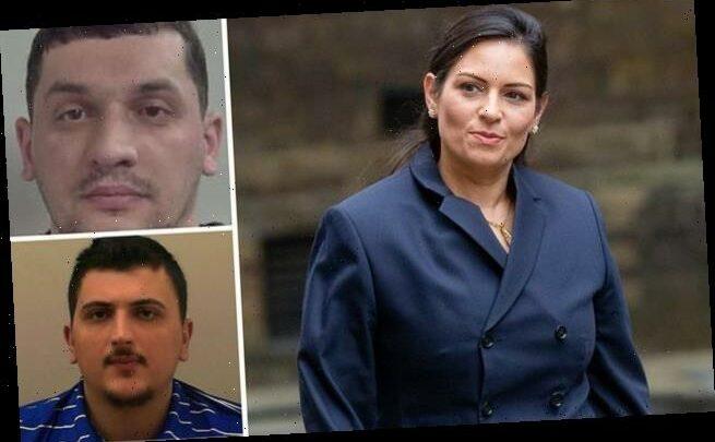 Priti Patel kicks out a dozen serious Albanian criminals