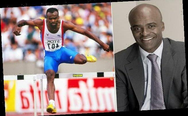 GB track legend Kriss Akabusi reveals his colon cancer scare