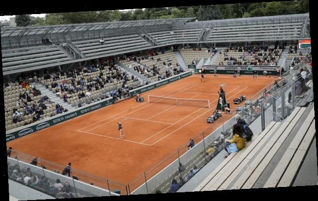 French Open reduce number of fans to 5,000 per day