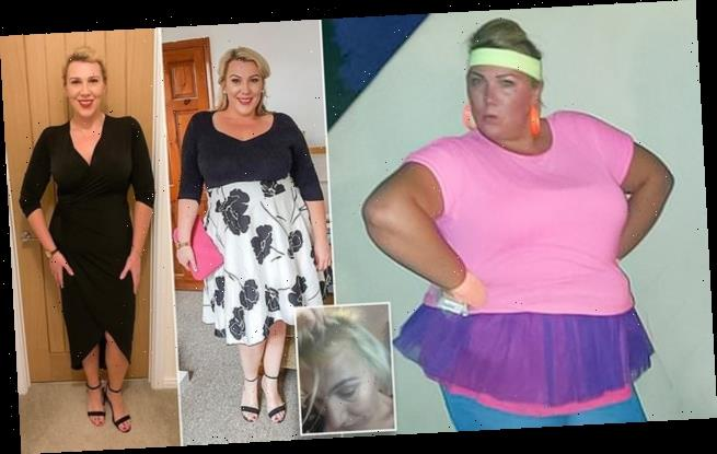 Woman who lost six stone with gastric surgery but suffers hair loss