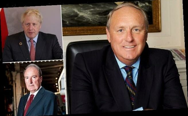 Paul Dacre is offered role as chairman of Ofcom
