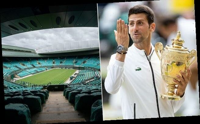 Wimbledon 'WILL take place in 2021 even if fans cannot attend SW19'