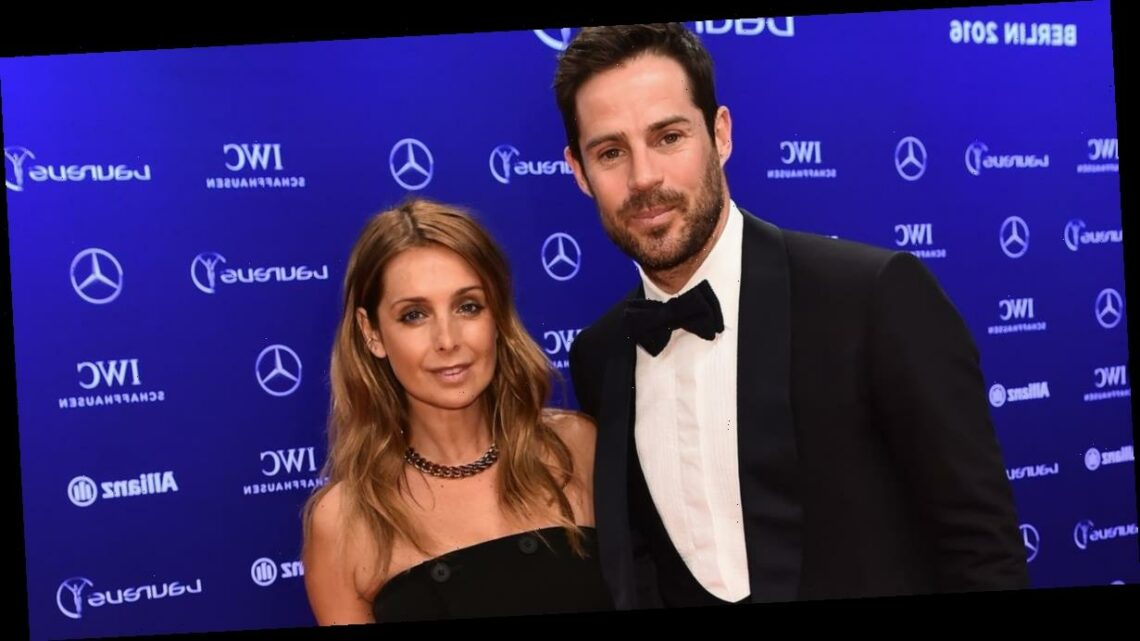 Jamie Redknapp teased by celebrity friends about 'Strictly curse' following split from wife Louise