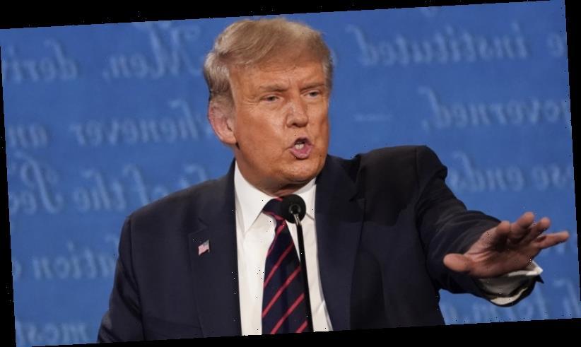 Trump's debate remark puts white supremacy at focus of campaign