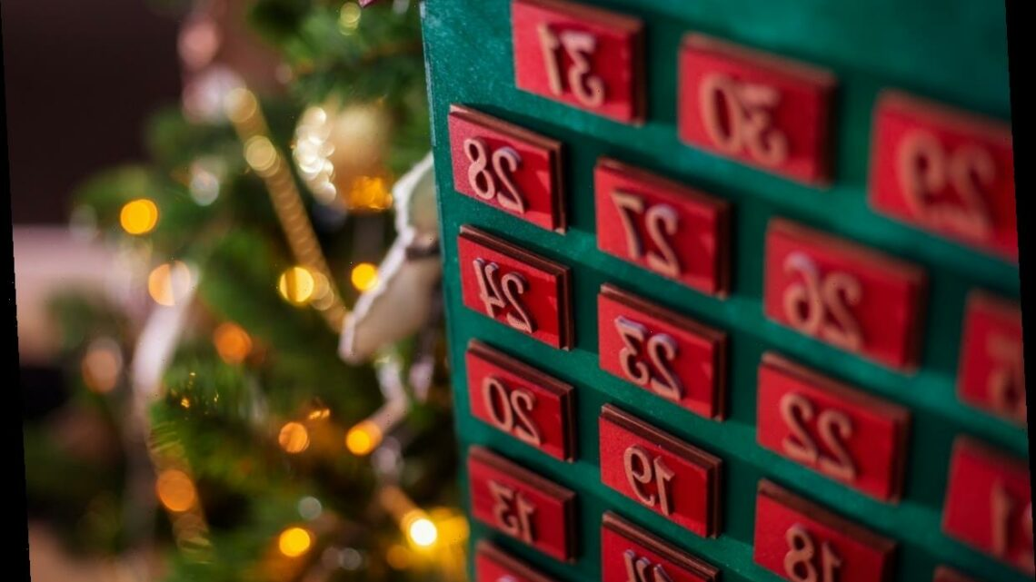 You Can Get An Advent Calendar With A Bag Of Pork Scratchings Behind Every Door