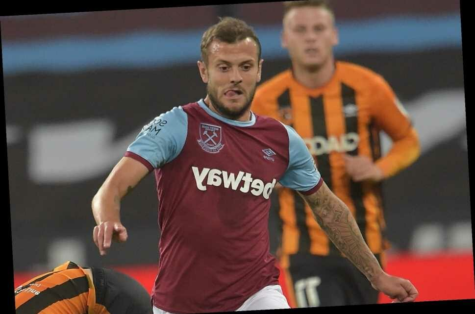 Wilshere willing to play in 'Italy, Spain or anywhere' in bid to save career after being told time at West Ham is over