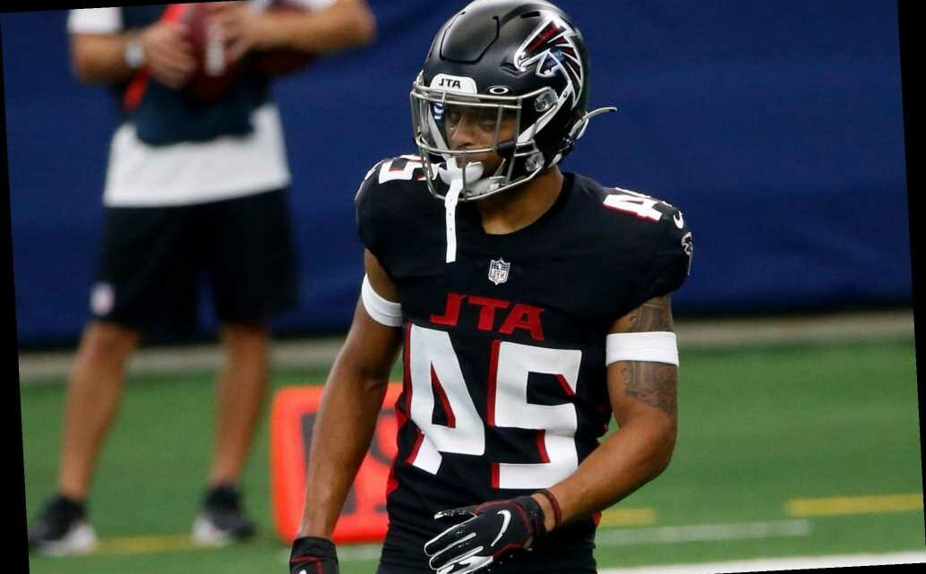 Falcons-Bears game is on after A.J. Terrell's positive COVID-19 test