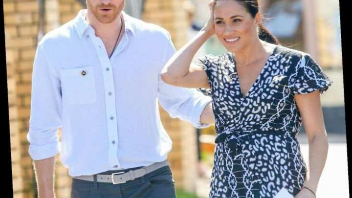 Prince Harry & Meghan urge US voters to reject 'hate speech, misinformation'
