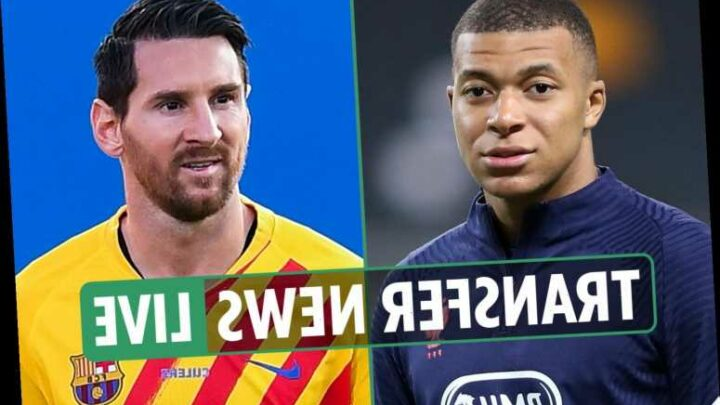 Transfer news LIVE: Mbappe 'tells PSG he wants to QUIT', Messi plays in Barcelona friendly, Bale's Real Madrid pay-off – The Sun