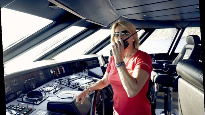 'Below Deck Med': Captain Sandy Recounts Her Heart Attack When Jessica More Has Heart Palpitations