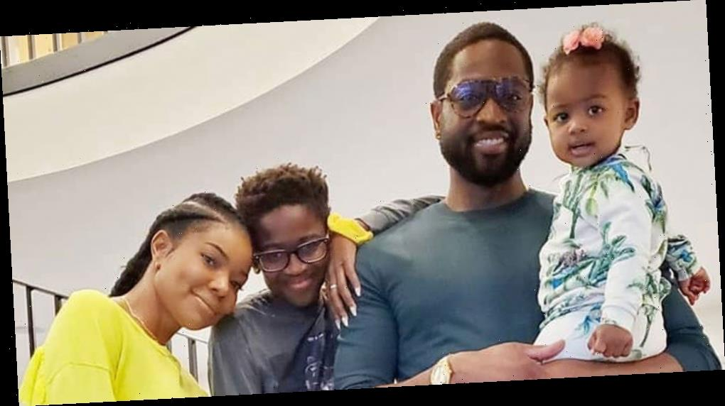 Parents With Pride! Dwyane Wade and More Celebs Supporting Their LGBTQ Kids