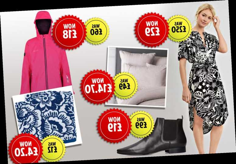 Debenhams launches huge summer clearance sale with up to 88% off homeware and clothing