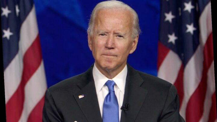 Joe Biden: Does anyone believe there will be less violence if Trump is re-elected?