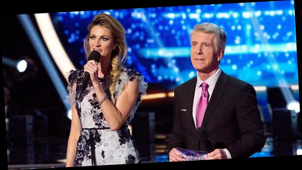 'DWTS' EP Reveals Why Tom Bergeron and Erin Andrews Were Replaced