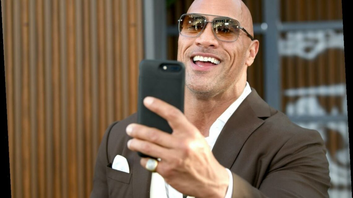 Dwayne Johnson Just Re-Enacted a Hilariously Over-the-Top Moment from the 'Fast & Furious' Movies