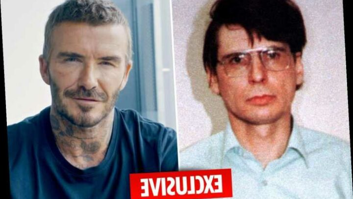 Serial killer Dennis Nilsen boasted he was more famous than David Beckham