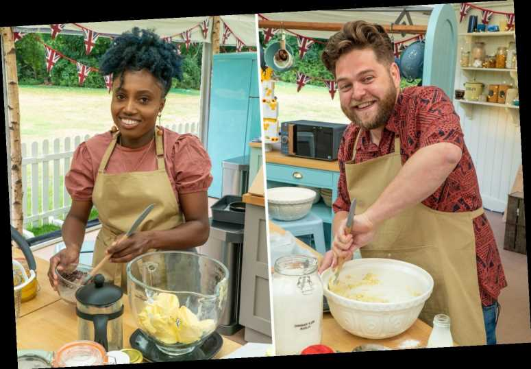 Who are the Bake Off 2020 contestants?