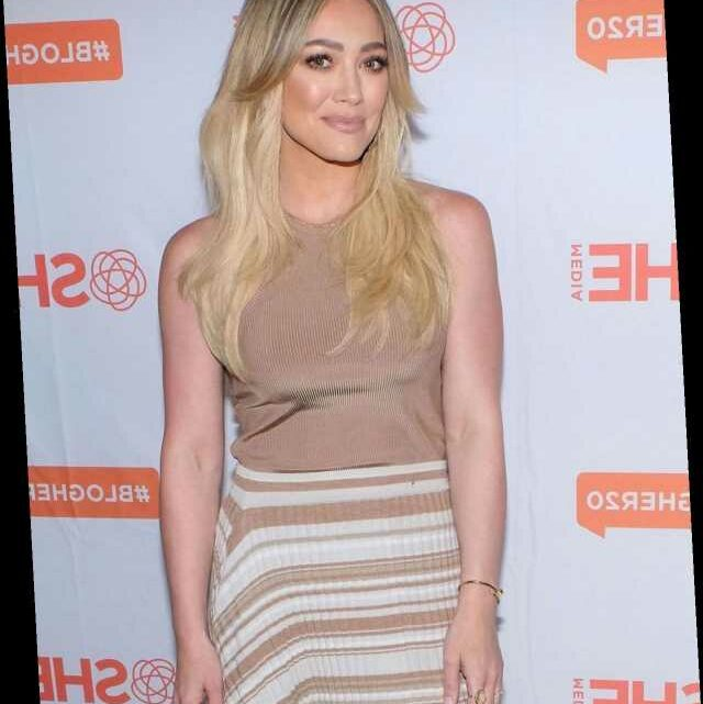 Hilary Duff Struggled to Find Different Projects After 'Lizzie McGuire'