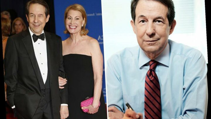 Who is Chris Wallace's wife Lorraine Martin Smothers?