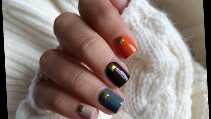 Falling For Fall: Make a statement this season with a bold mani