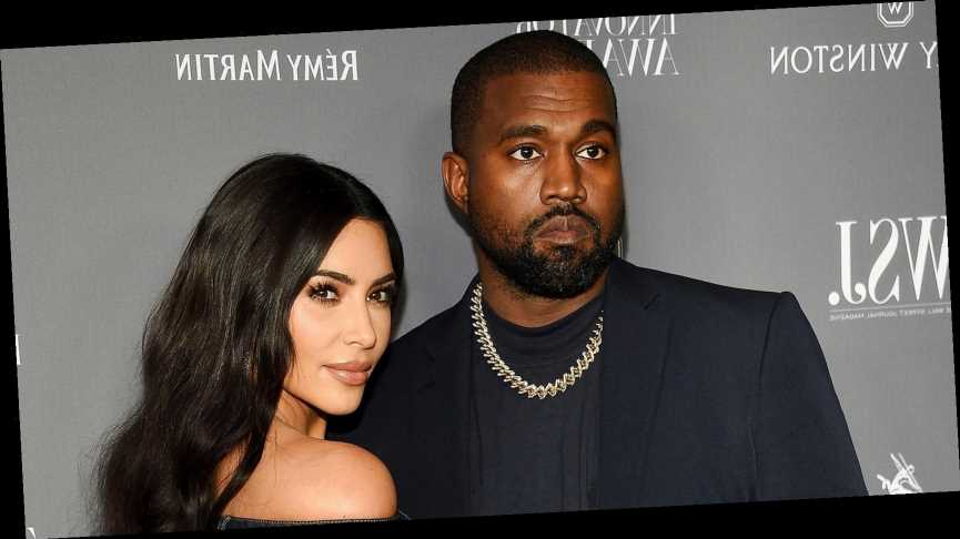 Kim Kardashian Is 'Continuing to Support' Kanye Amid Mental Health Struggles
